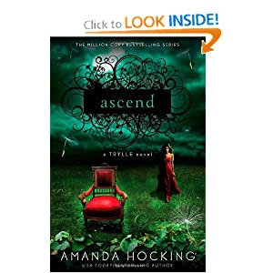 Ascend the first novel in the Trylle trilogy
