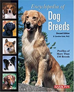 "Cover of ""Encyclopedia of Dog Breeds"""