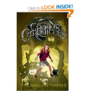 The Shadow Thieves (Cronus Chronicles Trilogy)