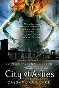 "Cover of ""City of Ashes (Mortal Instrumen..."