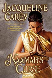"""Cover of """"Naamah's Curse"""""""