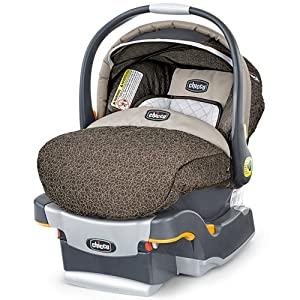 Chicco Keyfit 30 Infant Car Seat and Base, Endless
