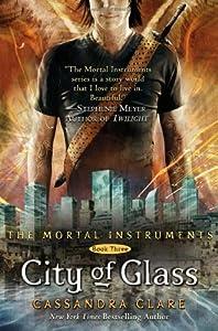 "Cover of ""City of Glass (Mortal Instrumen..."