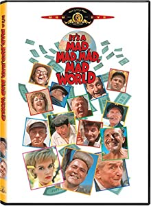 """Cover of """"It's a Mad, Mad, Mad, Mad World..."""