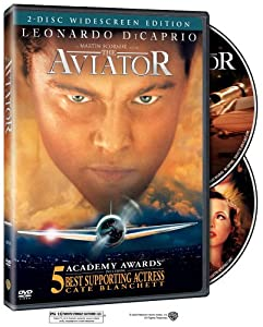 "Cover of ""The Aviator (Two-Disc Widescree..."