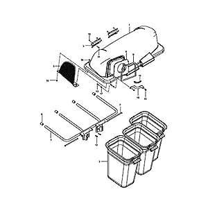 Amazon.com: Husqvarna M-ZT 52 Mower Collection System