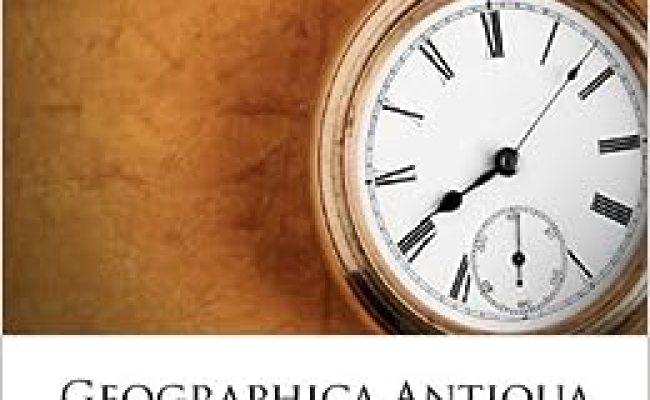 Geographica Antiqua Jacobus Gronovius Agathemerus