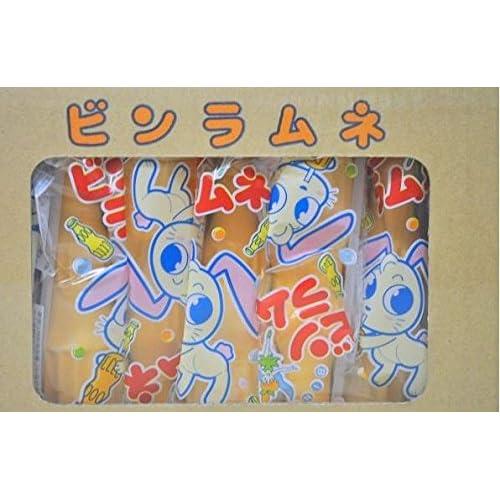 岡田商店 もなかのビンラムネ 1個入り × 20袋