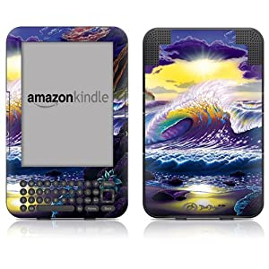 "DecalGirl Kindle Skin (Fits 6"" Display, Latest Generation Kindle) Passion Fin (Matte Finish)"