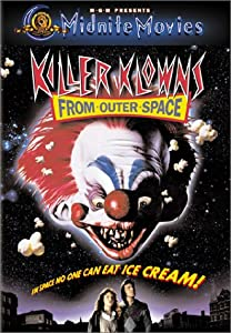 """Cover of """"Killer Klowns from Outer Space&..."""