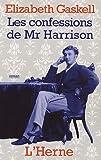 Les confessions de Mr Harrison par Elizabeth Gaskell