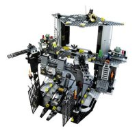 NEW! LEGO Batcave The Penguin and Mr. Freeze's Invasion ...