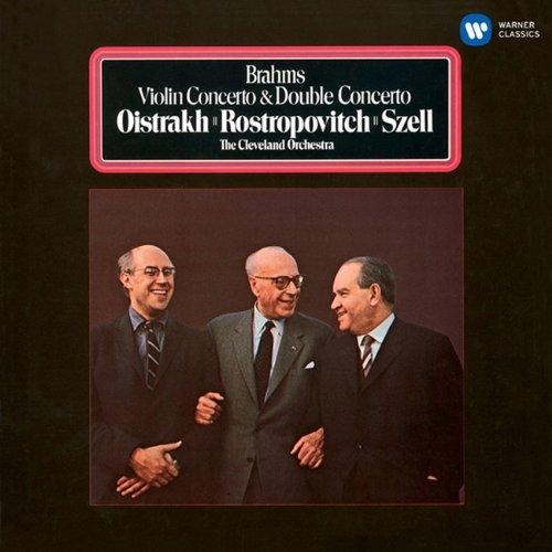 ブラームス:ヴァイオリン協奏曲 二重協奏曲(クラシック・マスターズ)