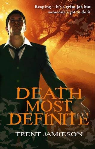Death Most Definite (Death Works, #1)