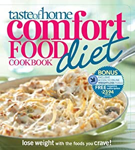 "Cover of ""Taste of Home Comfort Food Diet..."
