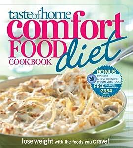 """Cover of """"Taste of Home Comfort Food Diet..."""