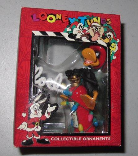 Looney Tunes Christmas Ornament Daffy Duck