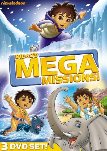 Diego's Mega Mission [DVD] [Import]