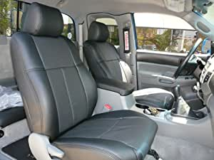 Amazoncom 2005 Toyota Tacoma Double Cab Clazzio Leather