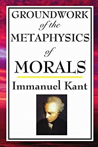 "Cover of ""Kant: Groundwork of the Metaphy..."