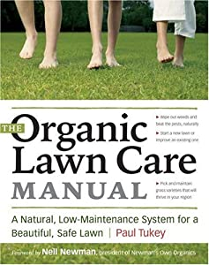 "Cover of ""The Organic Lawn Care Manual: A..."