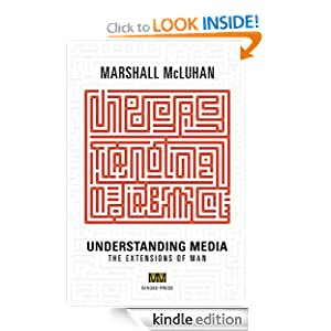 an analysis of mcluhans book understanding media the extensions of man Find understanding media by mcluhan, marshall at biblio uncommonly good collectible and rare books from uncommonly good booksellers.