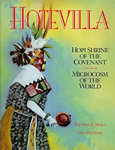 "Cover of ""Hotevilla: Hopi Shrine of the C..."