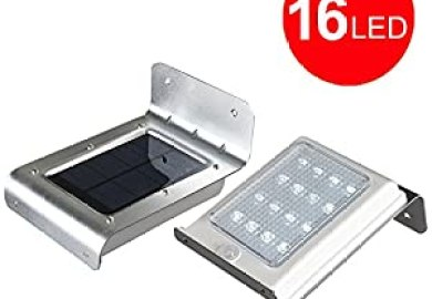 Amazon Solar Driveway Lights