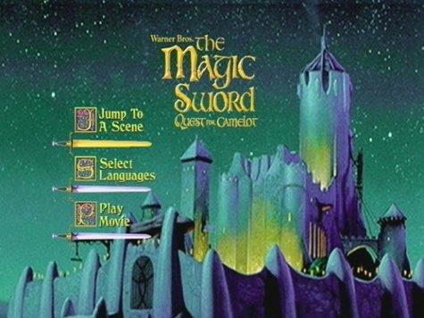 Excalibur lepee magique Edizione Regno Unito