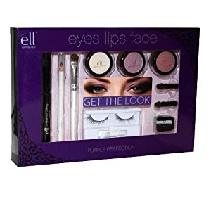 e.l.f. Get The Look, Eye Set, Purple Perfection Edition,