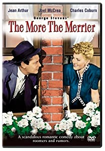 "Cover of ""The More the Merrier"""