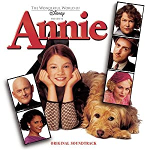 Annie Soundtrack Cover