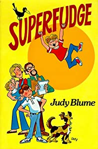 "Cover of ""Superfudge"""