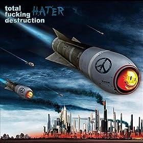 TFD Hater album cover
