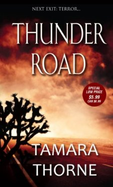 Thunder Road by Tamara Thorne| wearewordnerds.com