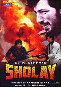 "Cover of ""Sholay"""