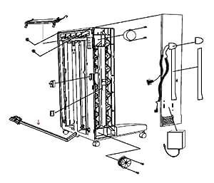 Amazon.com: HP Q5693-60532 Attachment assembly kit