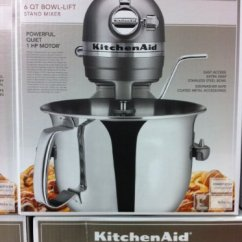 Kitchen Aid 6000 Hd Vanity Sell Kitchenaid Stand Mixer 6 Qt Updated Version Of R