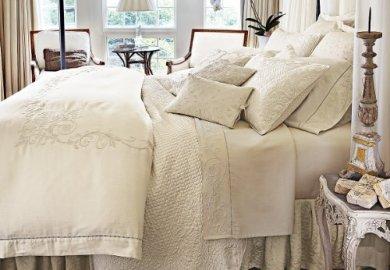 Modern Soft Duvet Cover Sets Bedding Embroidered Duvet Cover