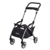 Graco Snugrider Elite Stroller and Car Seat Carrier, Black 2015