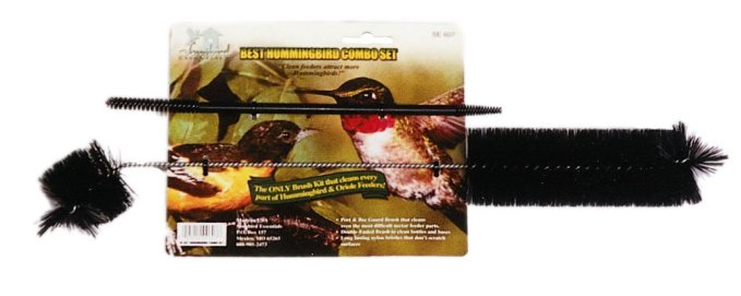 Songbird Essentials Best Combo Brush Set for cleaning feeders