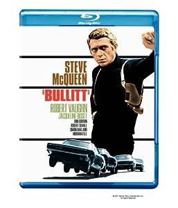 """Cover of """"Bullitt [Blu-ray]"""""""
