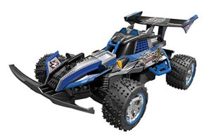 Toy-State-Nikko-Turbo-Panther-X2-Blue-110-Scale-Radio-Control-FFP-Vehicle