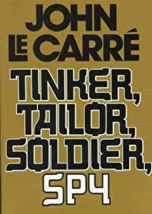 "Cover of ""Tinker, Tailor, Soldier, Spy"""