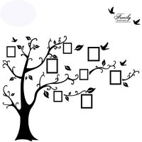 Family Tree Wall Decals for Funky Decor : Funk This House