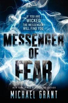 Messenger of Fear by Michael Grant| wearewordnerds.com
