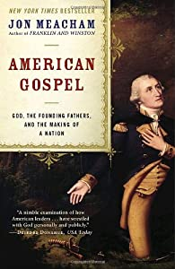 """Cover of """"American Gospel: God, the Found..."""
