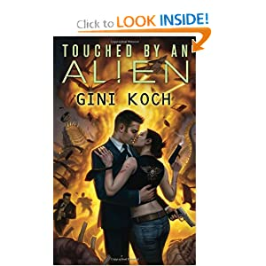 Touched by an Alien (Alien Novels)