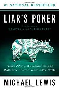 """Cover of """"Liar's Poker"""""""