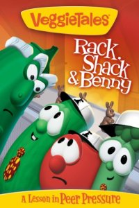 Amazon.com: VeggieTales: Rack, Shack and Benny: Phil ...